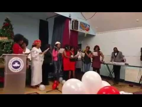 JESUS HOUSE DYCE RCCG The Women Singing